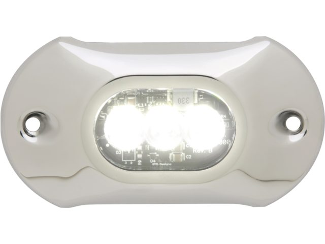 3 LED lampen