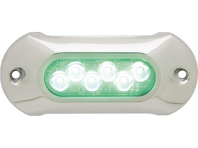 6 LED lampen
